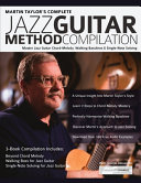 Martin Taylor Complete Jazz Guitar Method Compilation