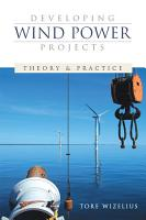 Developing Wind Power Projects PDF