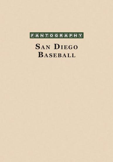 San Diego Baseball Fantography PDF