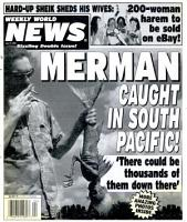 Weekly World News PDF