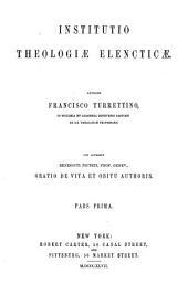 Institutio theologiae elencticae