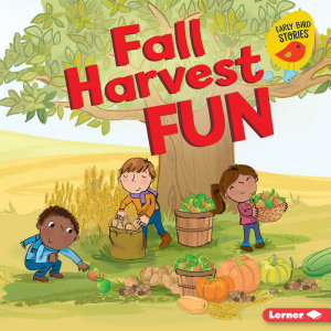 Fall Harvest Fun Book