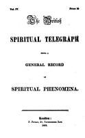 The British Spiritual Telegraph PDF