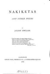 Nakiketas and Other Poems