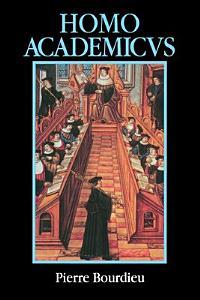 Homo Academicus Book
