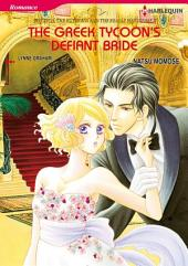 The Greek Tycoon's Defiant Bride: Harlequin Comics