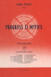 Progress in Optics: Volume 30