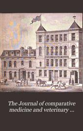 The Journal of Comparative Medicine and Veterinary Archives: Volume 14