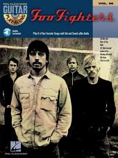 Foo Fighters: Guitar Play-Along, Volume 56