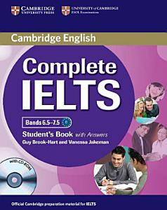 Complete IELTS Bands 6 5 7 5 Student s Book with Answers with CD ROM PDF