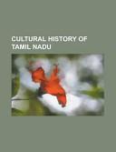 Cultural History of Tamil Nadu
