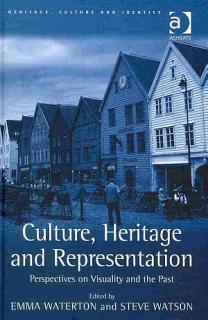 Culture  Heritage and Representation Book