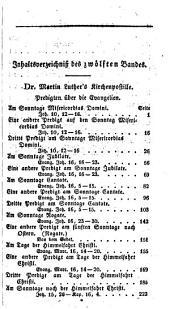 Dr. Martin Luther's sämmtliche Werke: Band 12