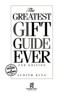 The Greatest Gift Guide Ever PDF