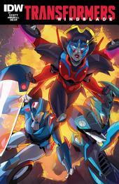 Transformers: Windblade Vol. 2 #5