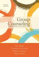 Group Counseling  Strategies and Skills PDF