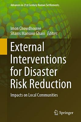 External Interventions for Disaster Risk Reduction PDF