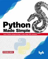 Python Made Simple PDF