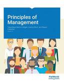 Principles of Management 3 0