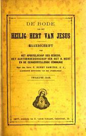 De bode van het heilig hart: Volume 12