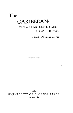 Papers Delivered at the Annual Conference on the Caribbean PDF