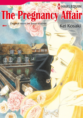 THE PREGNANCY AFFAIR: Harlequin Comics
