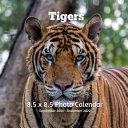 Tigers 8.5 X 8.5 Calendar September 2021 -December 2022