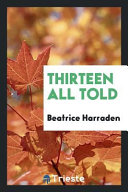 Thirteen All Told PDF