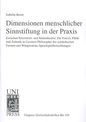 Dimensionen menschlicher Sinnstiftung in der Praxis PDF