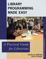 Library Programming Made Easy PDF