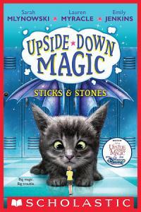 Sticks   Stones  Upside Down Magic  2  Book