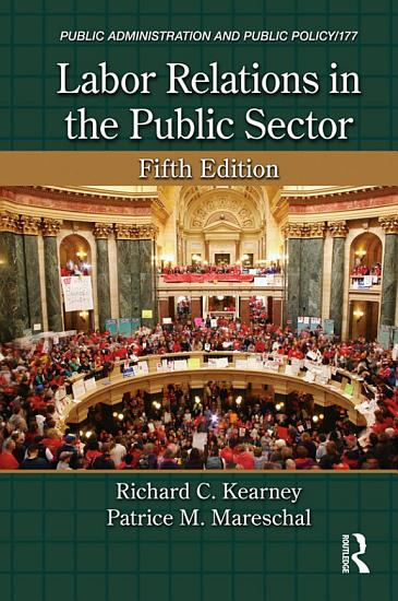 Labor Relations in the Public Sector PDF