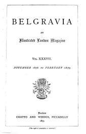 Belgravia: Volume 37
