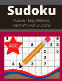 Sudoku Puzzles   Easy  Medium  Hard With Full Solutions PDF