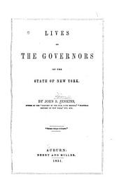 Lives of Governors of the State of New York