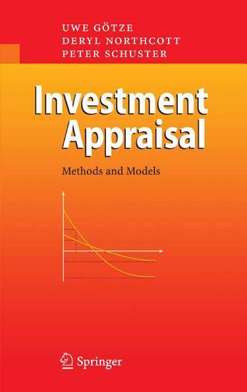 Investment Appraisal PDF