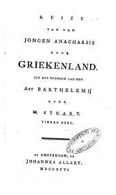 Reize van den jongen Anacharsis door Griekenland: Volume 3