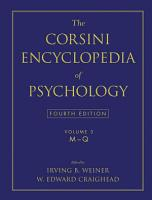 The Corsini Encyclopedia of Psychology PDF