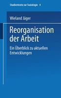 Reorganisation der Arbeit PDF