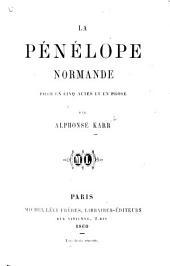 La Pénélope Normande, pièce en cinq actes et en prose