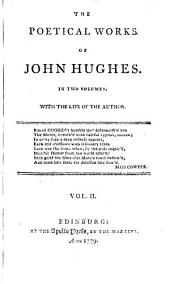 The poetical works of John Hughes