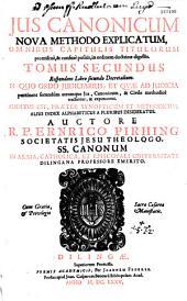 Juris canonici methodus nova R. P. Ernrici Pirhing Societatis Jesu