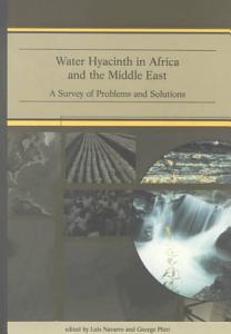 Water Hyacinth in Africa and the Middle East Book
