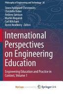 International Perspectives On Engineering Education