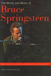 The Words and Music of Bruce Springsteen PDF
