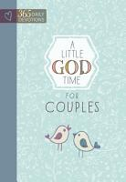 A Little God Time for Couples PDF