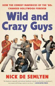 Wild and Crazy Guys Book