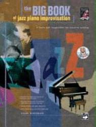 The Big Book Of Jazz Piano Improvisation Book PDF