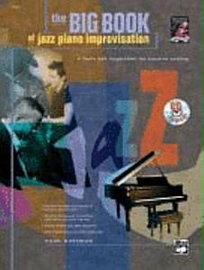 The Big Book of Jazz Piano Improvisation