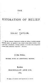 The Restoration of Belief